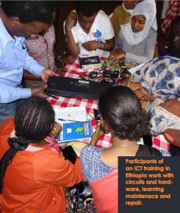 Ethiopia and Nigeria: Communications Cooperative