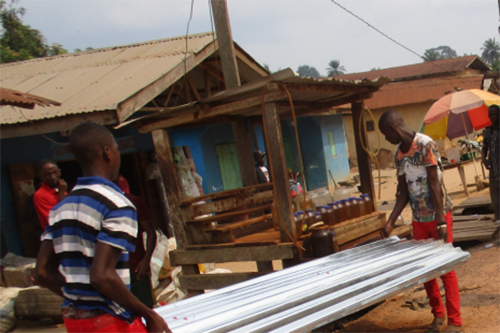 Cooperatives Mobilize Local Resources in Liberia - NCBA CLUSA