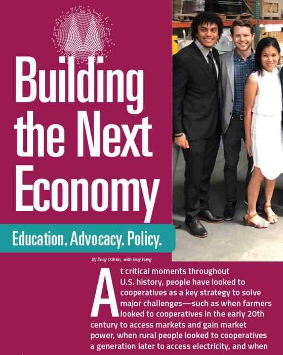 Building the Next Economy