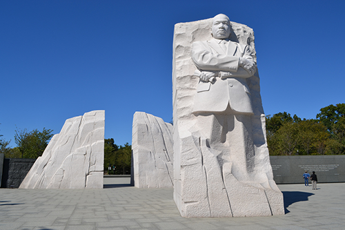 "Dr. King said meaningful progress requires ""the passionate concern of dedicated individuals."""