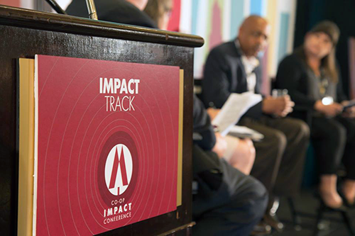 IMPACT 2018 will explore how cooperatives are building a growing, participatory economy that works for everyone.