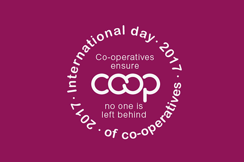 The 2017 International Day of Cooperatives highlights the work co-ops do to ensure no one is left behind.