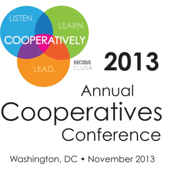 2013 NCBA CLUSA Annual Cooperatives Conference