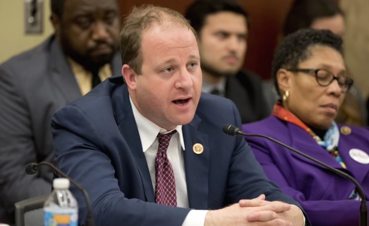 Jared Polis Photo Credit: Washington Post
