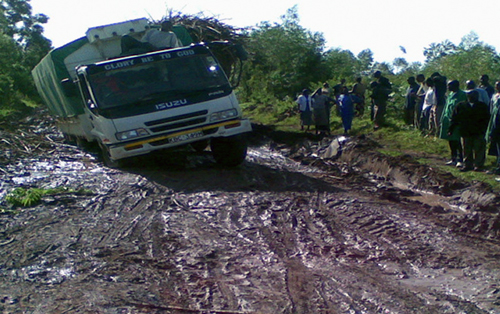 Kenya Truck in Mud 500 61c37