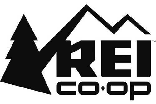 "In 2015, REI embraced its cooperative identity by introducing a new logo—the first to include the word ""co-op"" since 1983."