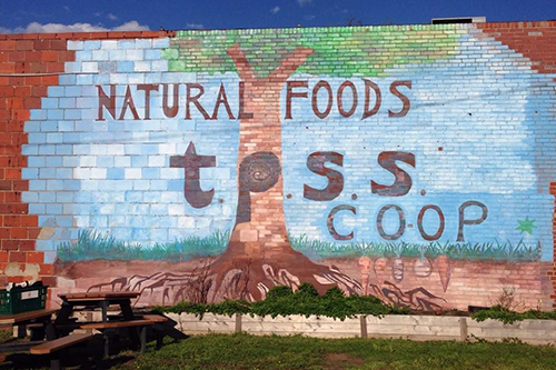 The Takoma Park Silver Spring Food Co-op is one of hundreds of cooperatives in the District of Columbia. [photo courtesy TPSS Food Co-op]