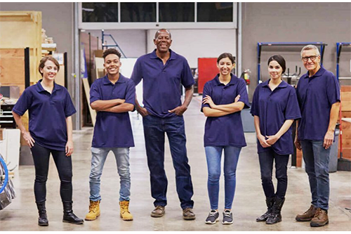Evergreen Cooperatives, based in Cleveland, Ohio, is encouraging a new wave of worker-owned businesses. [photo: Co-operative News]