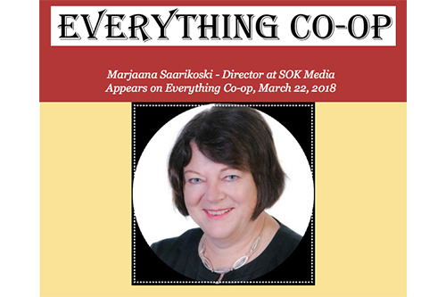 Everything Co-op airs live on WOL 1450 AM in Washington, D.C. and online at worldcnews.com.