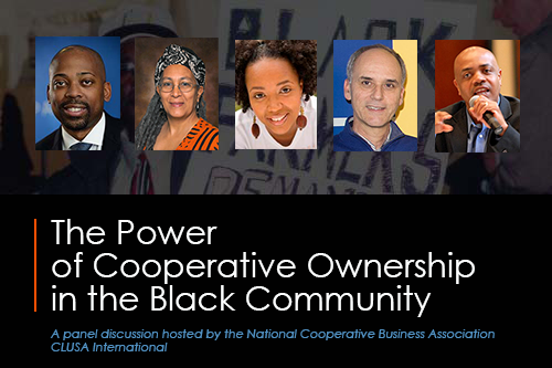 Cooperative ownership continues to play a significant role in social and economic development in the Black community.