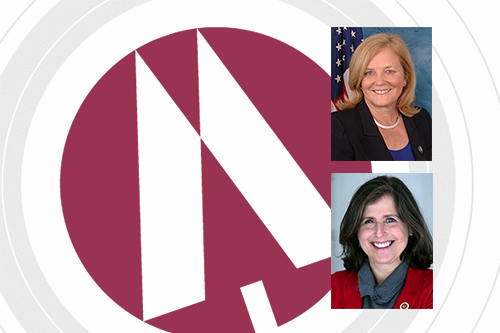 It's not too late to join Rep. Chellie Pingree, top, and Councilmember Helen Rosenthal at IMPACT 2017!