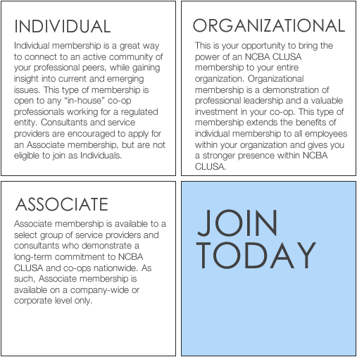 Join NCBA CLUSA Today!