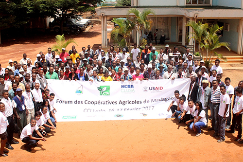 NCBA CLUSA hosts first ever Cooperative Leadership Event in Madagascar