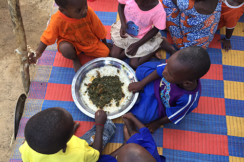 NCBA CLUSA's flagship Feed the Future project in Senegal, Yaajeende, has reduced stunting by a third.