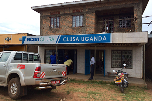 Cooperative Development Foundation's Disaster Recovery Fund provides urgently needed financial relief to cooperatives, families and communities in crisis, like NCBA CLUSA's team in Uganda.