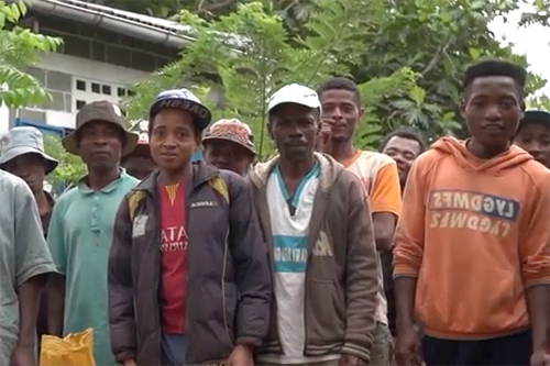 Cooperatives in Madagascar are providing a sustainable income for farmers.