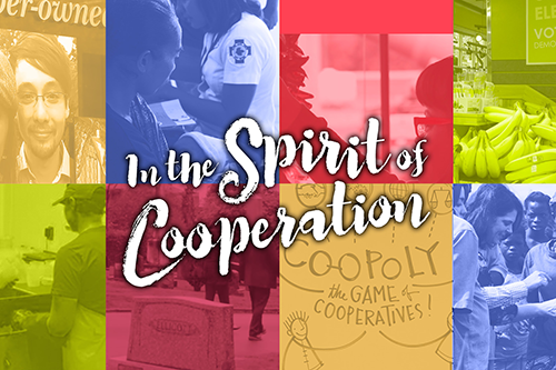 "It's not too late to host a screening of ""In the Spirit of Cooperation"" in your community!"