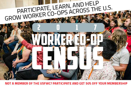 Your participation helps build the data needed for increased policy support, funding and technical assistance for worker co-ops nationwide.