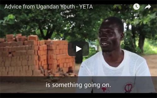 Young people in Uganda are gaining access to skills and opportunities through NCBA CLUSA's Youth Empowerment Through Agriculture (YETA) project.